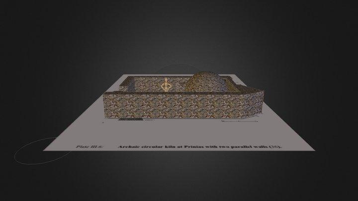 archive 7 3D Model