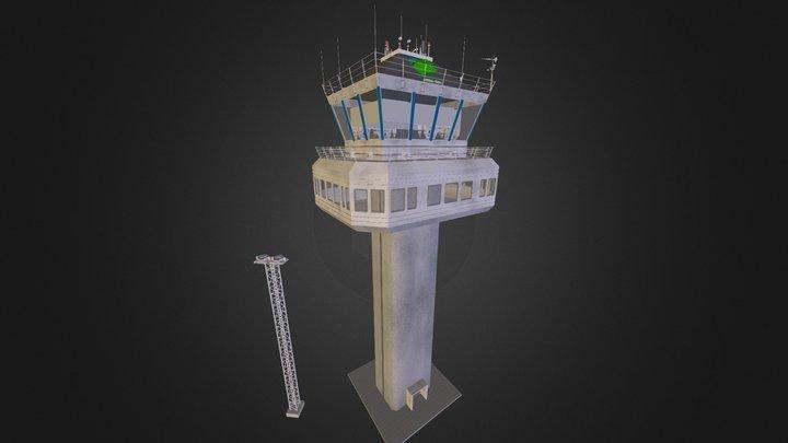 ATC_TOWER 3D Model