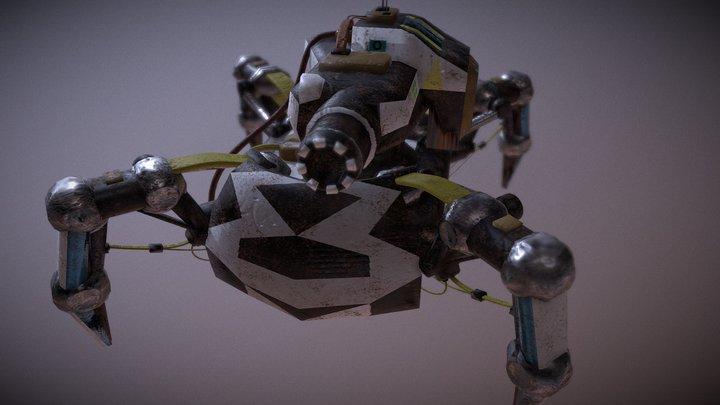 The Tark-89 3D Model