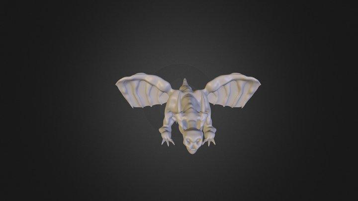 Dragon Final 3D Model