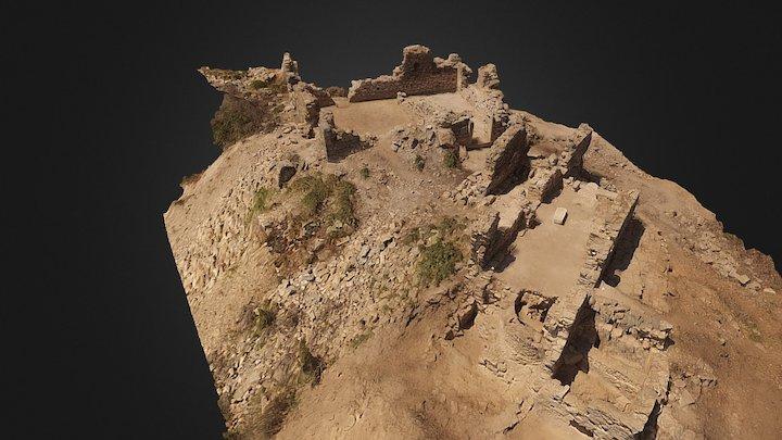 Acropolis at Antiochia ad Cragum 3D Model