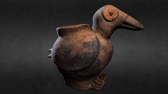 Pelicano / Pelican 3D Model