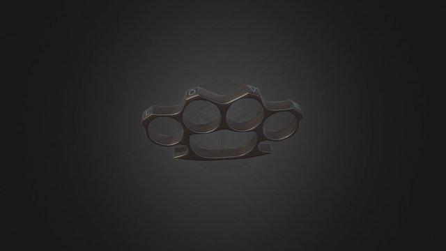 Knuckles 3D Model