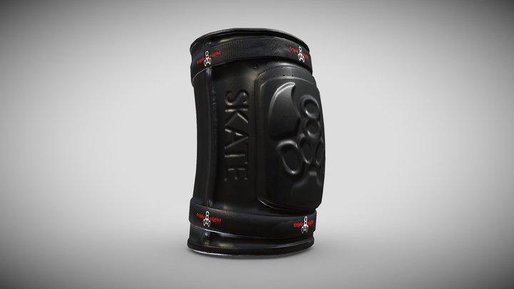 Knee Pad 3D Model
