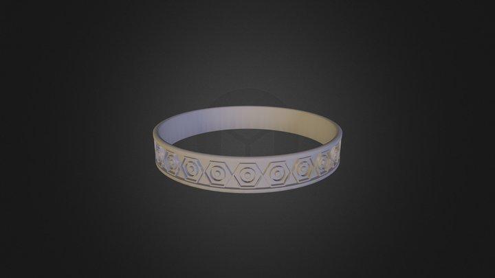 רותם דולינסקי טבעת תימנית 3D Model