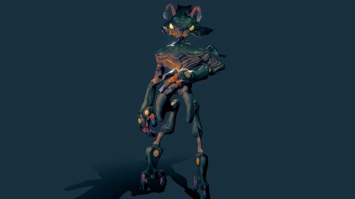Avo 3D Model
