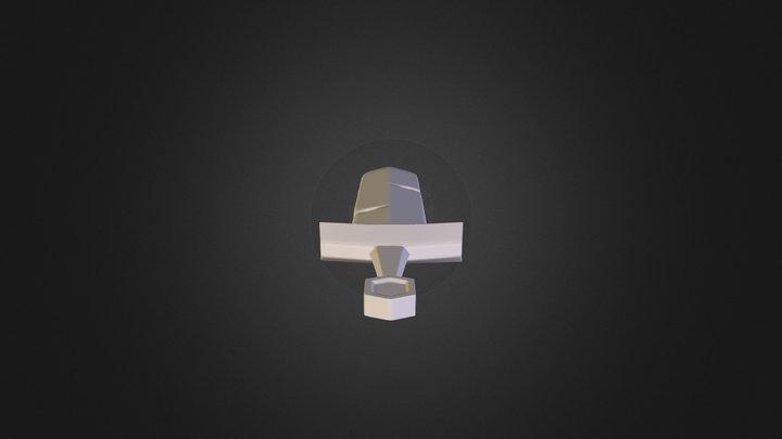 shord 3D Model