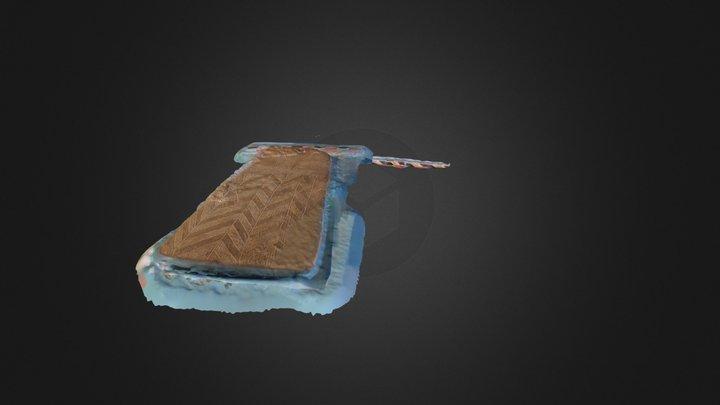 Placa 2 3D Model