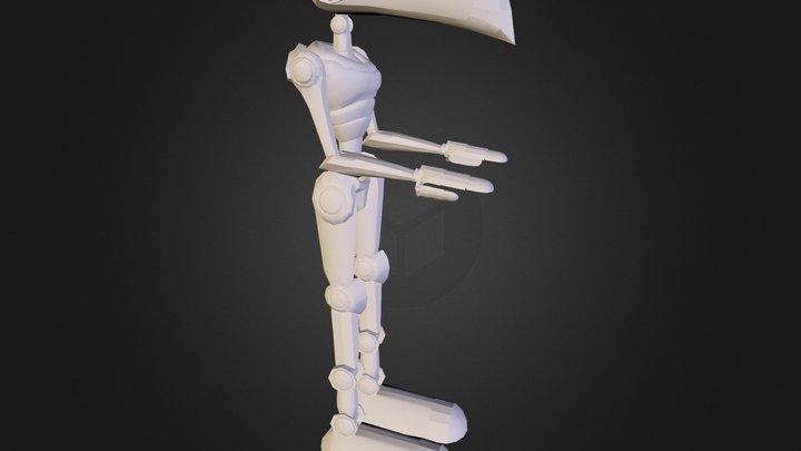 Preload 3D Model