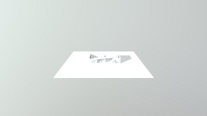 EXIB01empty 3D Model
