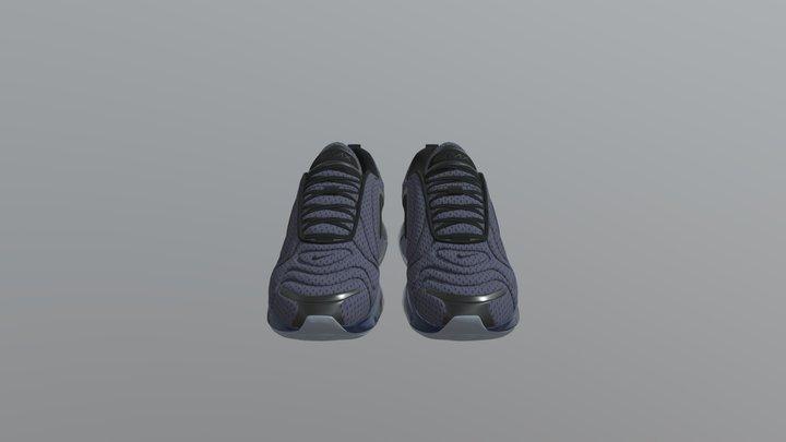 Air Max 720 Nike 3D Model