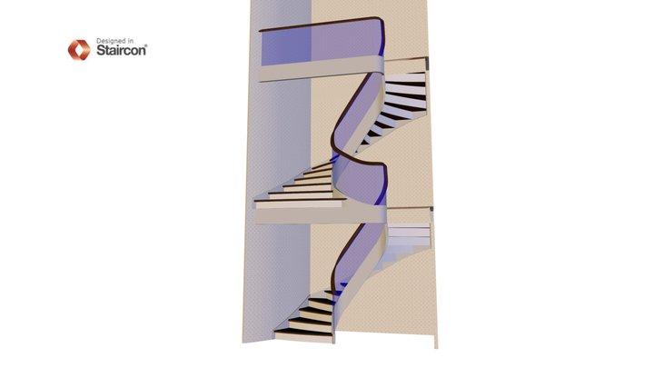 TwoCurvedWithGlass.zip 3D Model