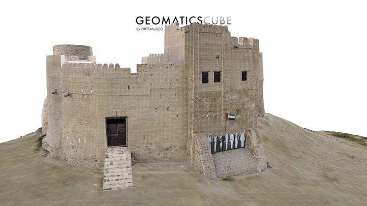 Fujairah Fort, United Arab Emirates 3D Model