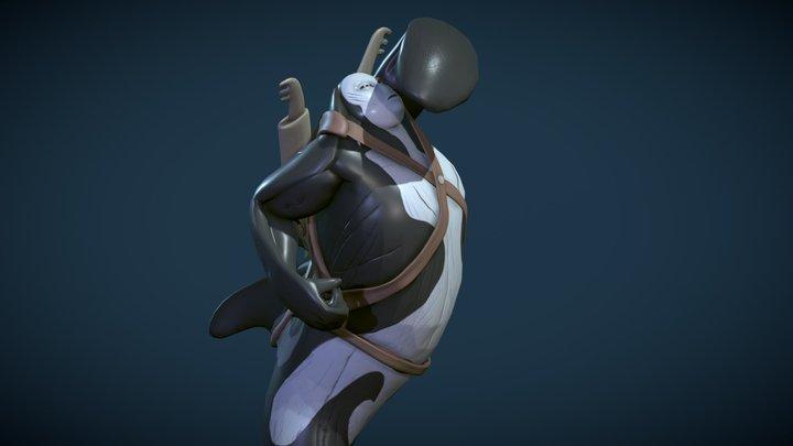 Character Design - Arnatuk 3D Model