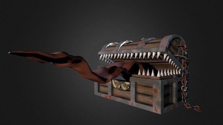 Mimic Chest 3D Model