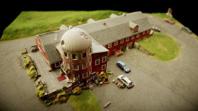 Antique House 3D Model