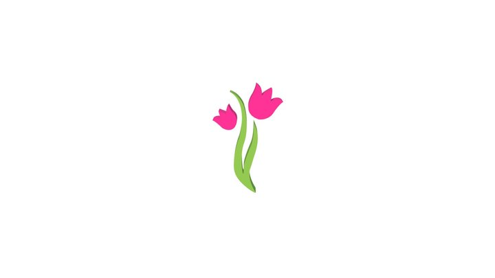 Tulips World School, Sector 7, Panchkula, India 3D Model