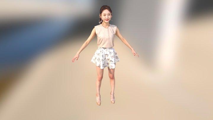 HiNi 3D Model