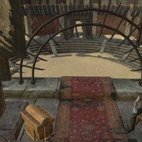 Unnamed proyect - Arena Scenario 3D Model