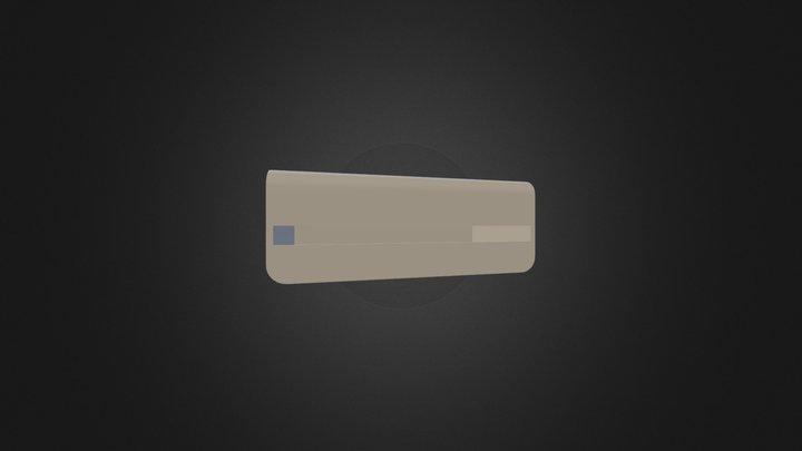 Boite 3D Model