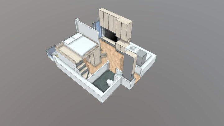 Eight Regency 3D Model