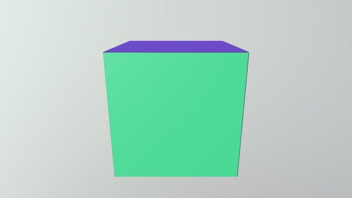 CUBODESDOBLADO 3D Model