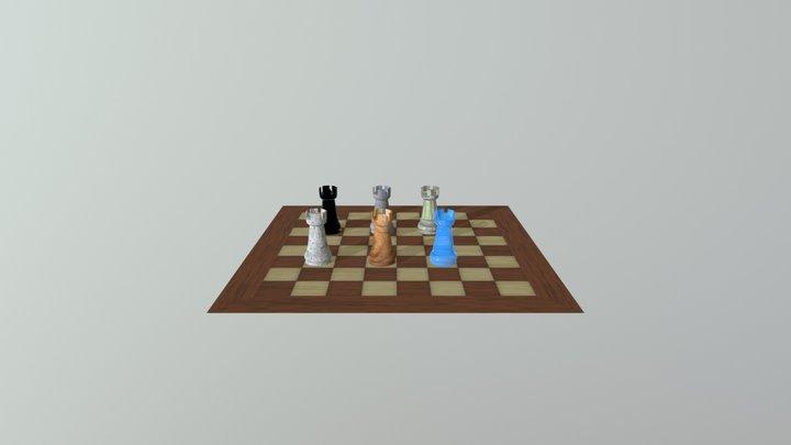 Torres 3D Model