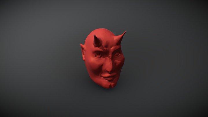 The Devil—Quick Sculpt 3D Model