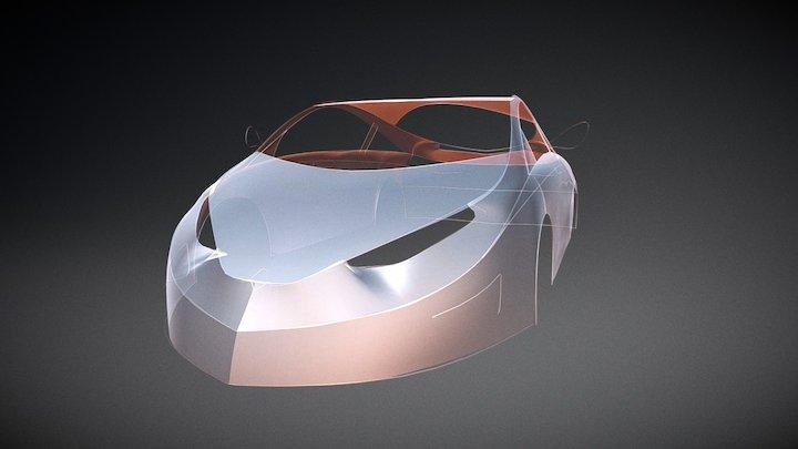 GravitySketchVR-20-57-01 3D Model