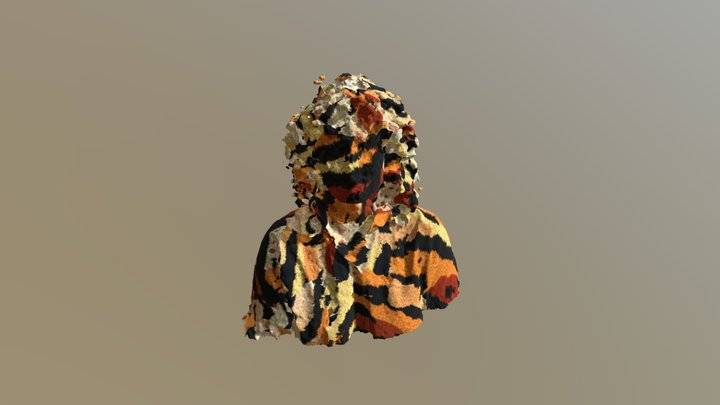 Lucy- Object- Self-obj 3D Model