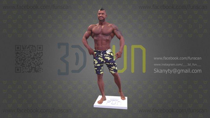 1062 Scan 173 3D Model
