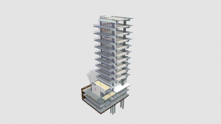 PATIO 28 3D Model