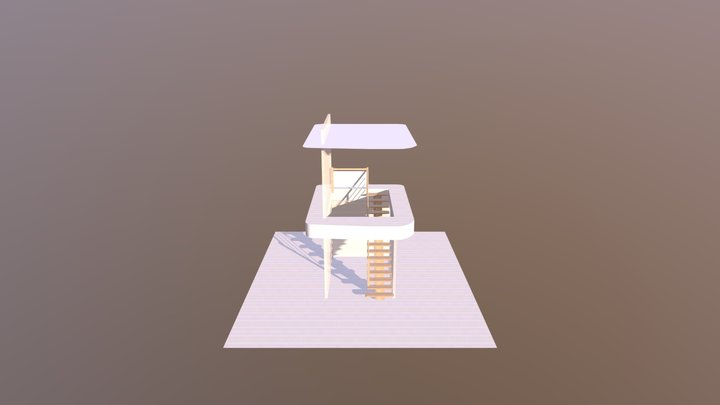 Kuuba2 3D Model