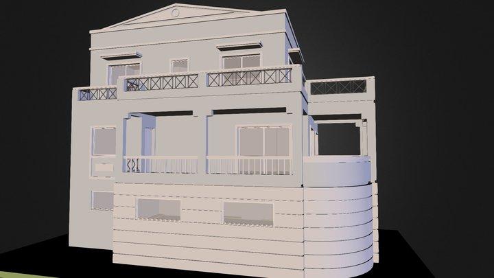 Gr home 3D Model