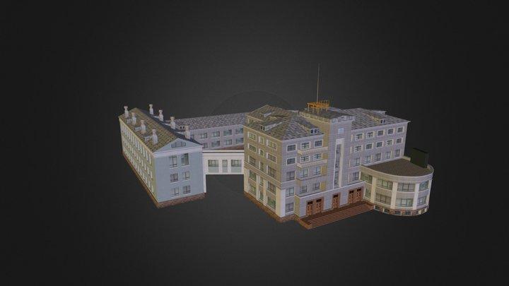 Arhangelk_Poste.zip 3D Model
