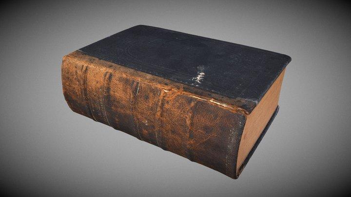 Dictionary 3D Model