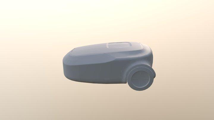 Aspirador Electrolux 3D Model