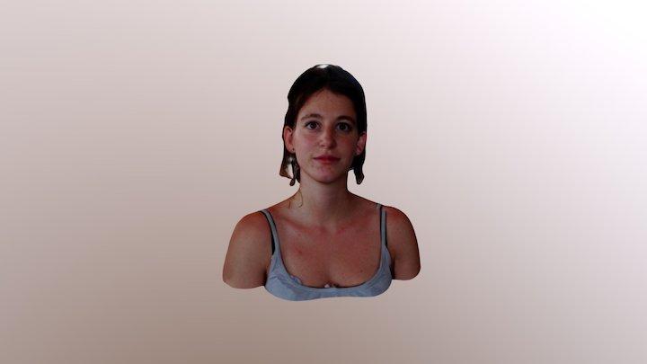 Fanny 3D Model