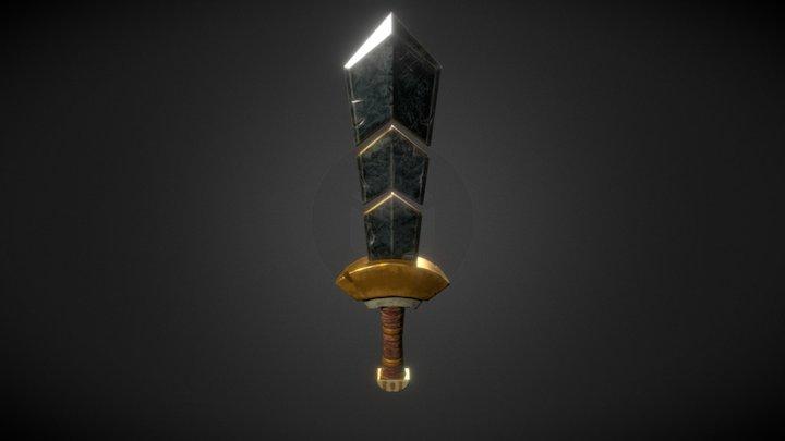 THE SWORD 3D Model