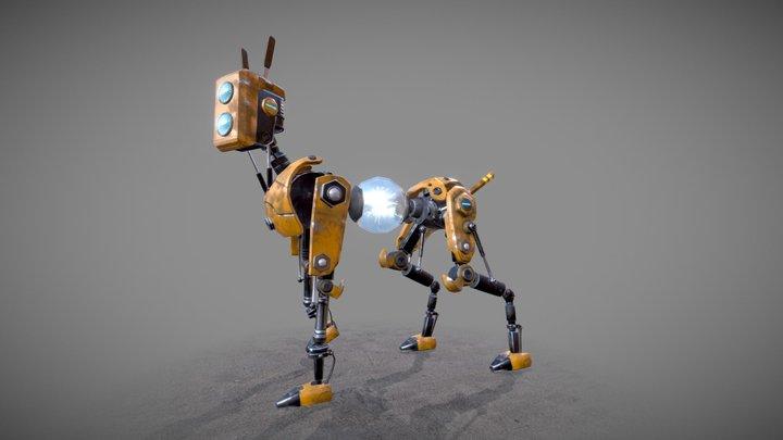 Recore 3D Model
