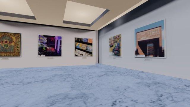 Instamuseum for @britishlibrary 3D Model