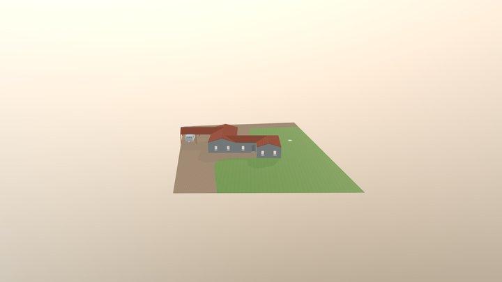3D Export Valet 3D Model