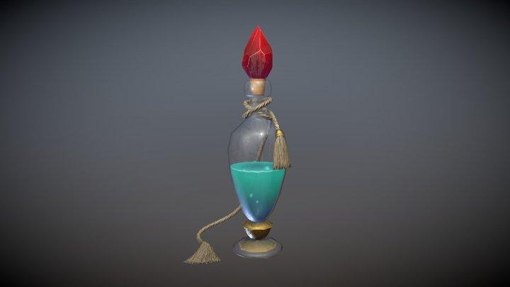 Magic Elixir 3D Model
