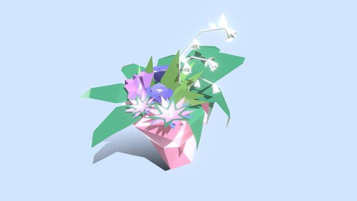 Allegory Beauty 3D Model