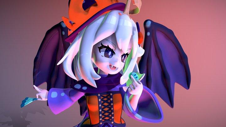 Halloween Paimon - Genshin Impact [Figurine] 3D Model
