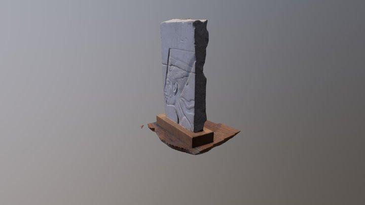 tablet nefertiti 3D Model