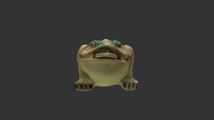 茶宠 3D Model