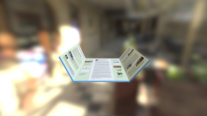 Zelfportret Zwerfkatten Rijnmond 3D test 3D Model