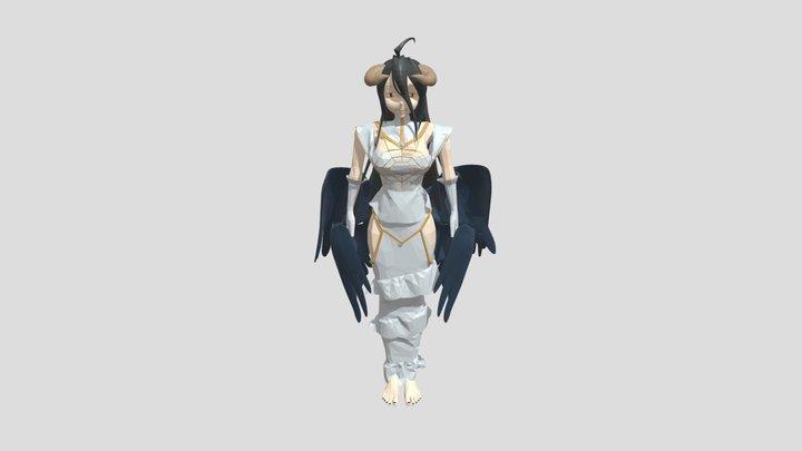 Alberdo 3D Model