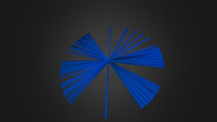 McCann Translation of Azaleas 3D Model